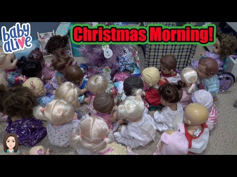 Ba A Christmas Morning 2017!  Kelli Maple