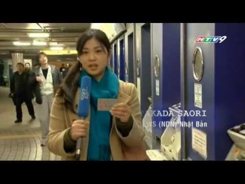 Tàu điện ngầm ở Tokyo