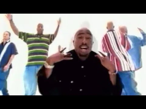 2Pac Featuring The Outlawz - Hit 'Em Up (Official Music Video)