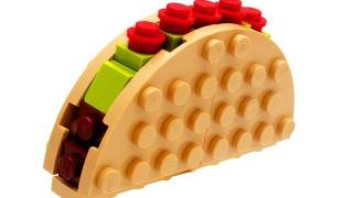 LEGO TACO! And Other Great Images -- IMG! Episode #47