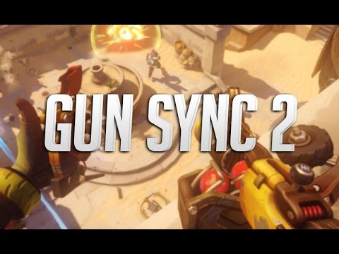 OVERWATCH GUN SYNC #2 - Five Nights at Freddy's 1 Song