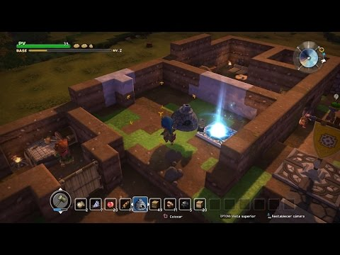 DRAGON QUEST BUILDERS - COMENZAMOS! #1