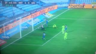 Video Gol Pertandingan Getafe vs Levante