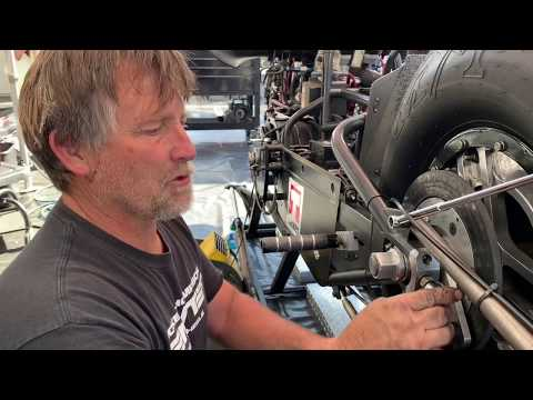 WHY IT'S THE MOST IMPORTANT TUNING INSTRUMENT ON A TOP FUEL NITRO HARLEY DRAG BIKE? RACER EXPLAINS