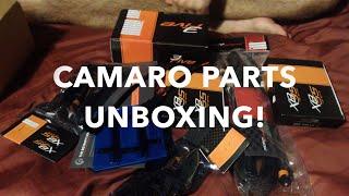 Video Camaro Parts Unboxing! download MP3, 3GP, MP4, WEBM, AVI, FLV September 2018