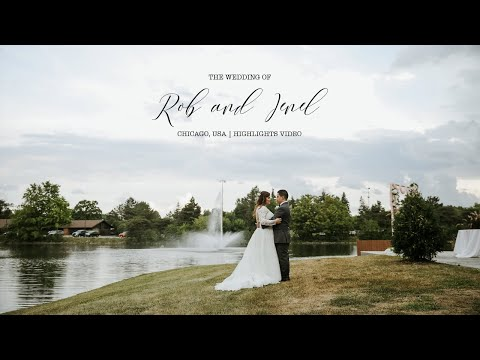 Robert And Jenel | CHICAGO Highlights Video By Nice Print Photography