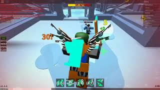 Roblox: Project Submus Accudo (Critical Strike) Ranger Gameplay (WITH COMMENTARY)