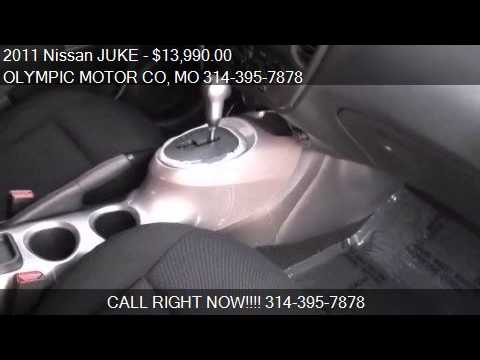 2011 Nissan Juke Sv 4dr Crossover Cvt For Sale In
