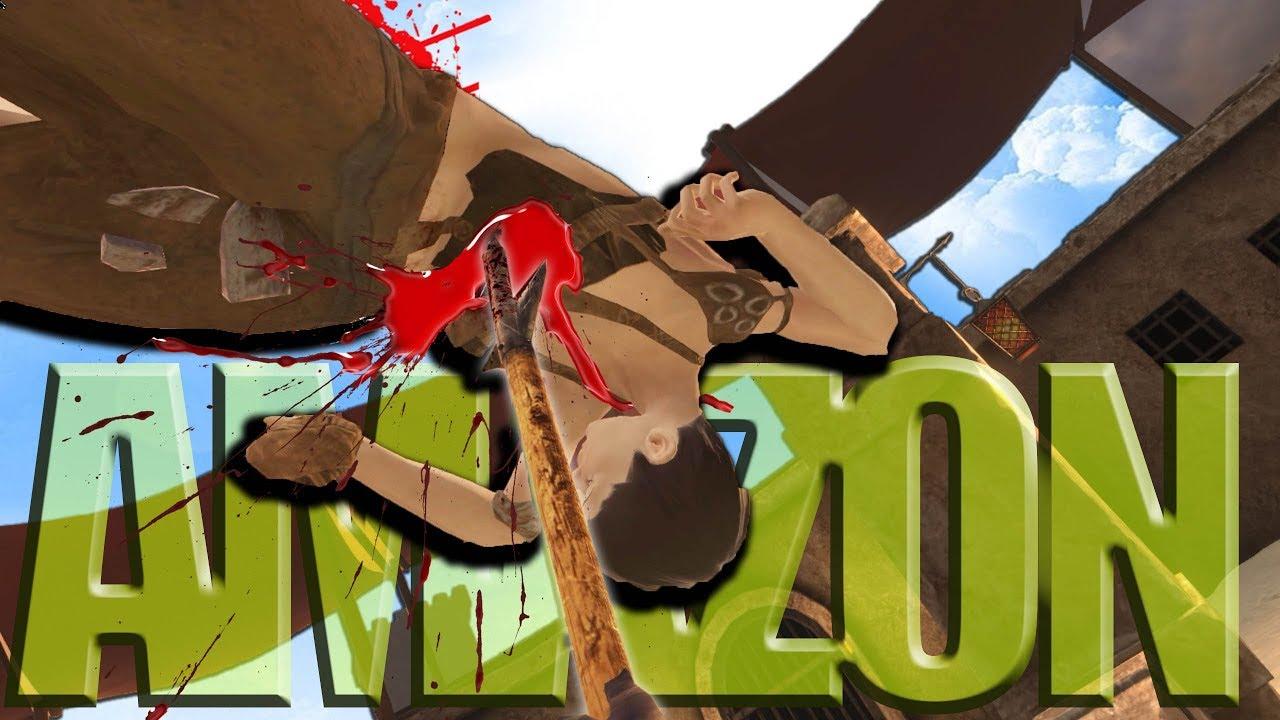 AMAZONS REVENGE • Blade and Sorcery