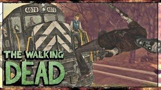 ZOMBAY TRABAS TERUS | The Walking Dead #9