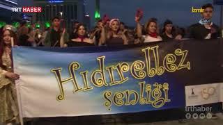'Hıdırellez' için yurdun birçok yerinde etkinlikler düzenlendi.
