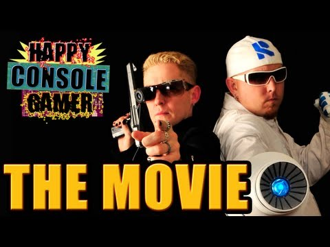 HAPPY CONSOLE GAMER THE MOVIE - Happy Console Gamer