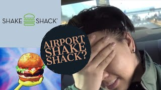 Mission Impossible: Finding Shake Shack at JFK Airport