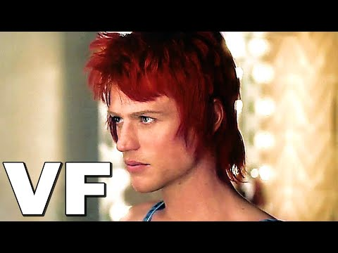 STARDUST Bande Annonce VF (2020) Biopic sur David Bowie