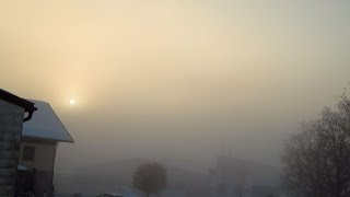 Gefälschter Nebel und die Regierung schweigt - Fake fog and the Government is silent