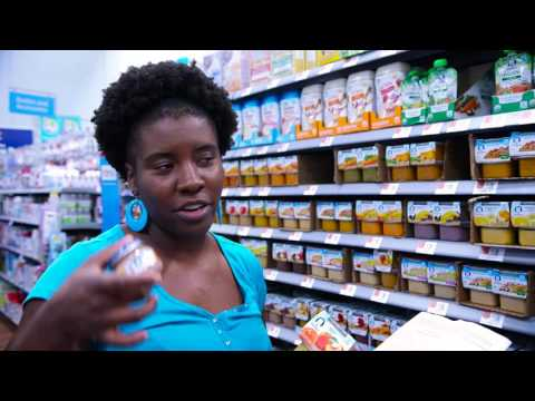 WIC Approved Foods: Baby Foods - English