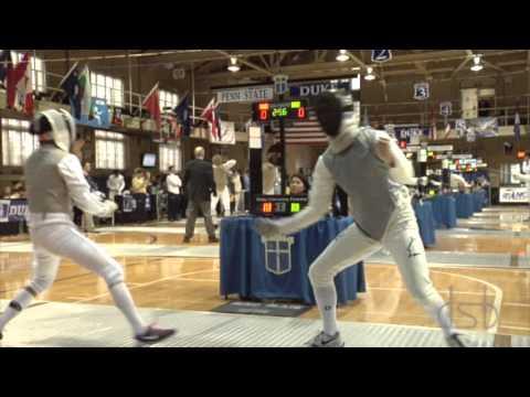 Duke Fencing Spring