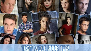Teen Wolf Book Tag