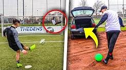 2 vs 2 HORSE FUßBALL CHALLENGE! *crazy*