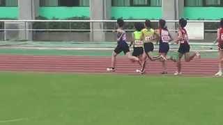 104年全大運 一般女子組田徑800公尺決賽 偉婷