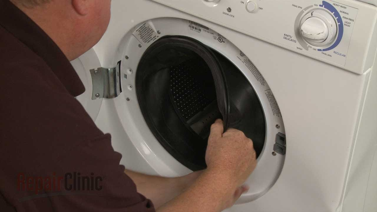 maxresdefault frigidaire washer door boot seal replacement 5303937187 youtube  at crackthecode.co