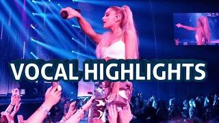 Ariana Grande - 'YouTube Brandcast' VOCAL HIGHLIGHTS (New A5!)