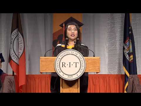 Rochester Institute of Technology, 2017 College of Liberal Arts Commencement