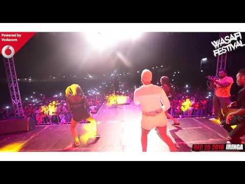 Queen Darlin live performance Vodacom Wasafi Festival