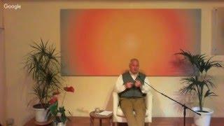 """Conferencia de Guillermo Simó: """"Introspección: el silencioso poder interior"""""""