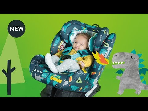 Cosatto All In All 0+/1/2/3 ISOFIX Car Seat