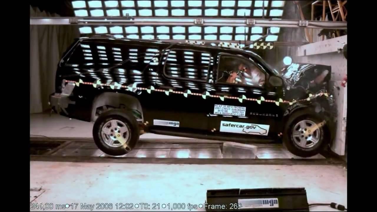 2007 Chevrolet SuburbanGMC Yukon XLCadillac Escalade NHTSA
