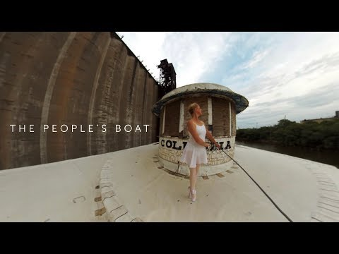 SS Columbia 360 - The People's Boat