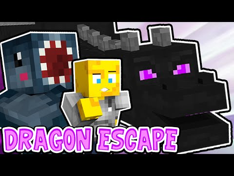 DRAGON ESCAPE! - Mineplex Mini Game W/AshDubh