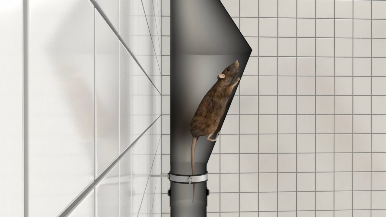 Rodent-proof ACO Pipe