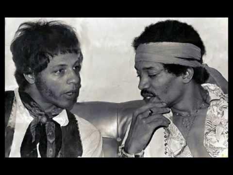 Arthur Lee & Love Jimi Hendrix Sessions 1970 03 London UK