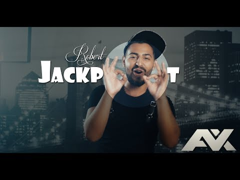 Robert - Jackpot |OFFICIAL 4K UHD MUSIC CLIP|