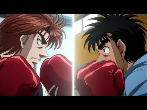 IPPO VS VORG! (Eng Sub) - Hajime no Ippo Rising Ep. 9