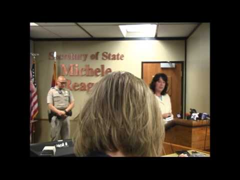 AZ Secretary of State Michele Reagan's Press Conference 04/04/16