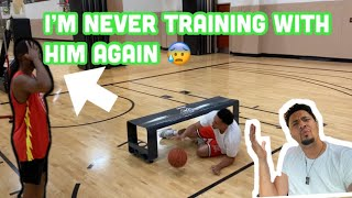 The Worst Basketball Trainer Ever