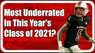 Who are the most underrated players in Alabama's Class of 2021?