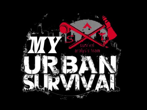 S.A.T. URBAN SURVIVAL KIT IN MY BAG