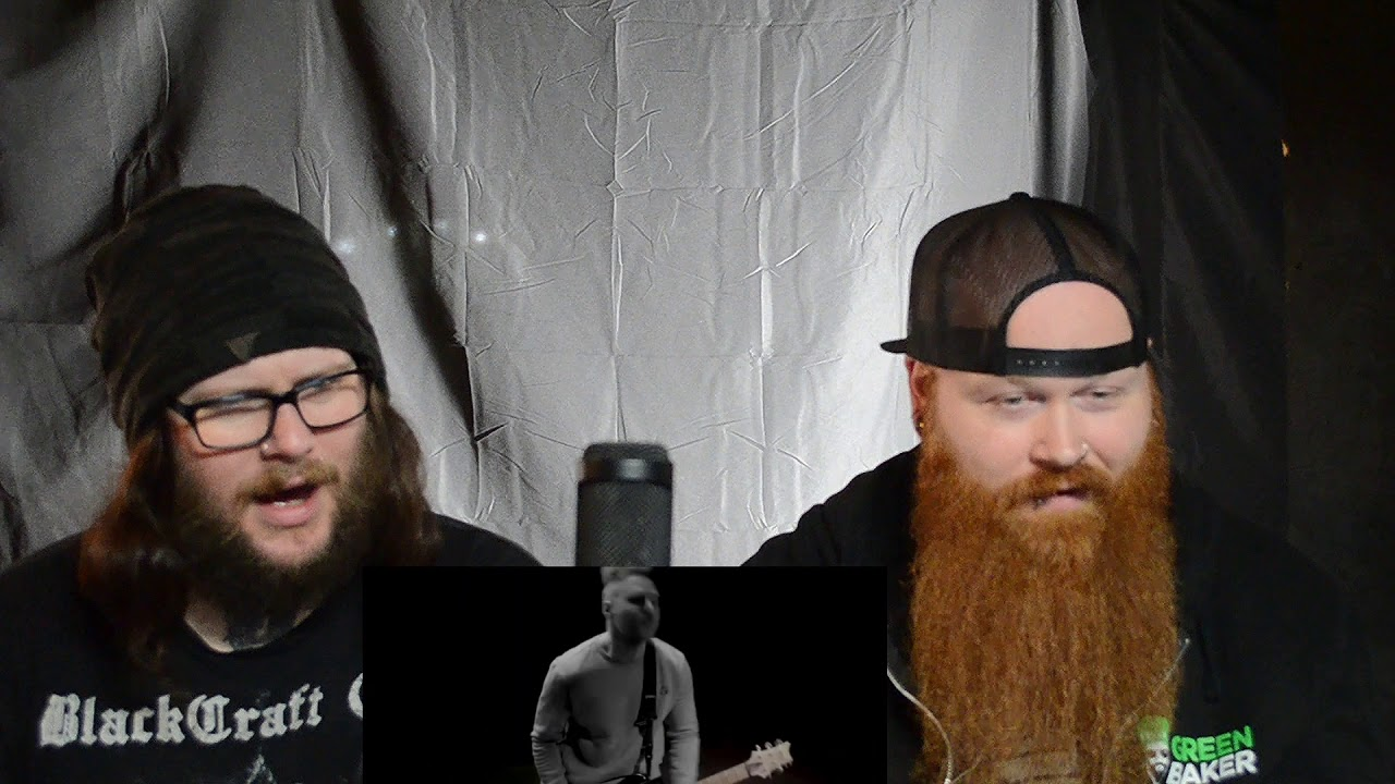 "EMO BAND REACTS - I Prevail Ft. Joyner Lucas - ""DOA"""
