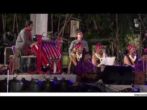 Opening Ceremony International Gamelan Festival 2018