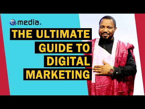 Digital Marketing for Beginners | The Ultimate Guide To Digital Marketing