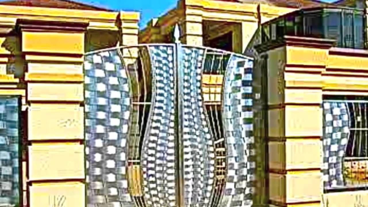 Stainless steel gates designs 2013 street corner tv youtube workwithnaturefo