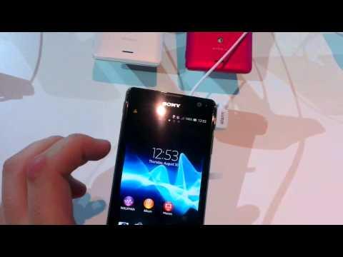 Erster Sony Xperia TX Kurztest