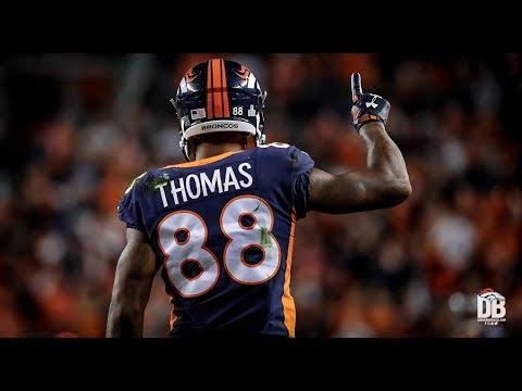 Mic'd Up: Demaryius Thomas vs. the Giants