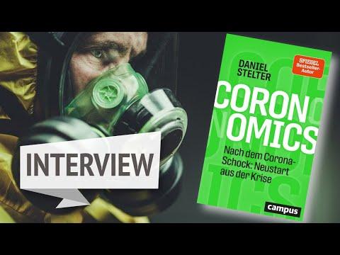 """Das Endspiel kommt! Daniel Stelter im Interview über sein neues Buch """"Coronomics"""""""