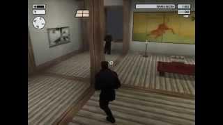 Hitman 2:Бесшумный Убийца Миссия 9(Ход Сёгуна)