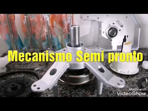 MECÂNICA BRASTEMP - Mecanismo Semi pronto